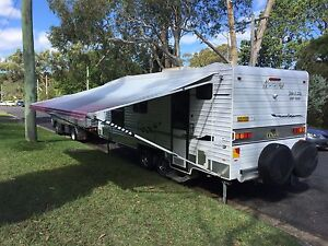 "2010 Northstar Semi Offroad 21'6"" Caravan Blaxland Blue Mountains Preview"