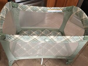 Graco pack n playpen