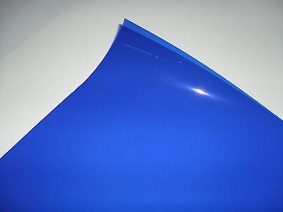 132 MEDIUM BLUE LIGHTING FILTER GEL THEATRE DISCO LED DJ CLUB 24cm X 24cm PAR 64