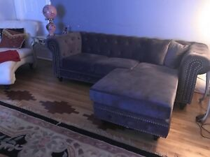 Sectional reversible couch for sale