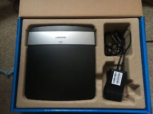 Linksys N600 dual band wifi router