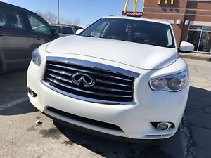 2014 INFINITY  QX 60   AWD, CUIR , TOWING PACKAGE CUIR !!!!!!