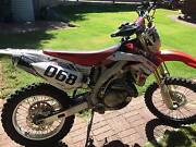 2014 crf450x Karrinyup Stirling Area Preview
