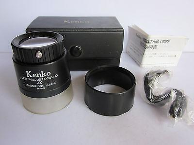 Адаптеры для объективов Kenko Focusing 4X