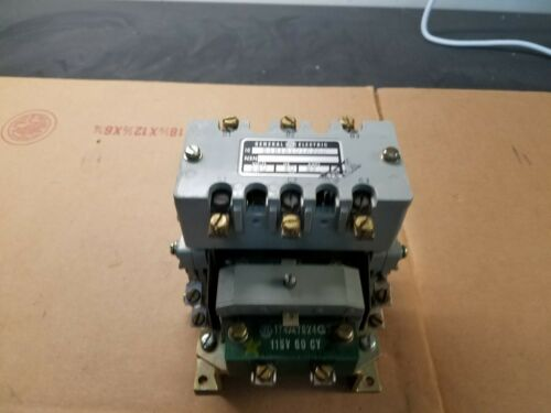 GE 5181D100A3AA Contactor.