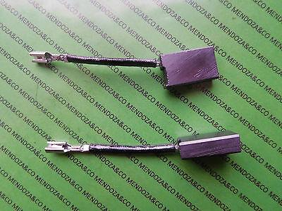 FLORABEST FLORA BEST Chain Saw carbon brush set 2pcs (Best Chainsaw Chain Grinder)