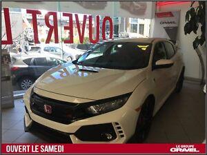 2018 Honda Civic Type R 306 HP  :-)