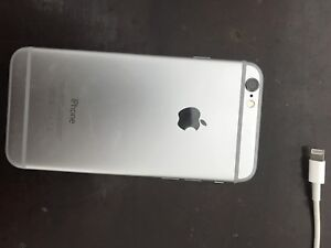 Gently used iPhone 6 - Bell