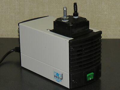 Knf Un811kv.45p Ip20-t Diaphragm Vacuum Pump - Great Condition