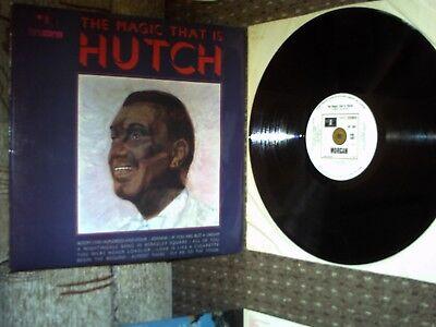 Leslie Hutchinson. The Magic That Is Hutch LP. Morgan MX.7003. 1969. VG+.