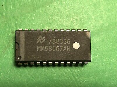 USA Dallas DS1283 RTC Real Time Clock Watchdog Timekeeper 28 pin PDIP NEW