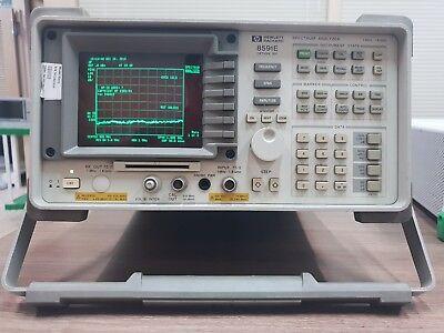 Hp Agilent 8591e Spectrum Analyzer Wopt 001 75 Ohm Catv Analyzer 8591c2659