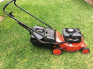 Masport Jaguar Lawn Mower Bexley Rockdale Area Preview
