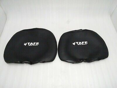 New Massey Ferguson Tractor Seat Cover Justroyal
