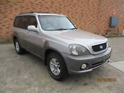 2004 Hyundai Terracan highlander Manual 4x4 MY04 South Nowra Nowra-Bomaderry Preview