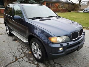 2006 BMW X5 3.0i Executive Edition- CERTIFIED