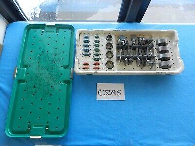 Stryker Howmedica Surgical Orthopedic Monogram Knee Instrument Set W Case