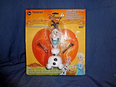 Olaf Disney's Frozen Pumpkin Push in Decorating Kit