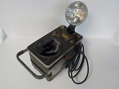General Radio Company 1538-a Used Strobotac Electronic Stroboscope 1538a