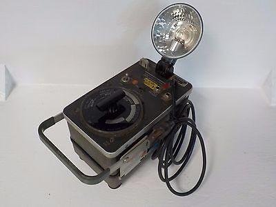 General Radio Company 1538-a Used Strobotac Electronic Stroboscope 1538a