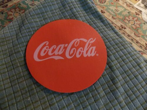 Vintage COCA COLA Rubber Gripper Jar Opener Advertisement Collector VG !