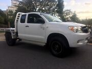 2006 Toyota Hilux Extra-cab Stafford Brisbane North West Preview