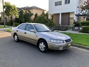2000 Toyota Camry Conquest (4CYL) Auto Sedan 5months Rego Low Kms Liverpool Liverpool Area Preview