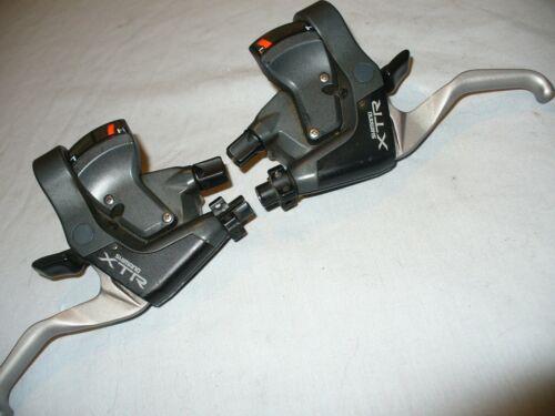 Shimano XTR ST-M950 Combo Shifter Set - 3x8 Speed - Nice!