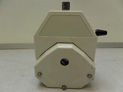 Cole Parmer Masterflex 900-1031 Laboratory Peristaltic Pump Head Unmarked