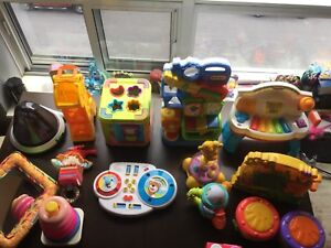 Toy Bundle for Baby / Toddler 14 pieces