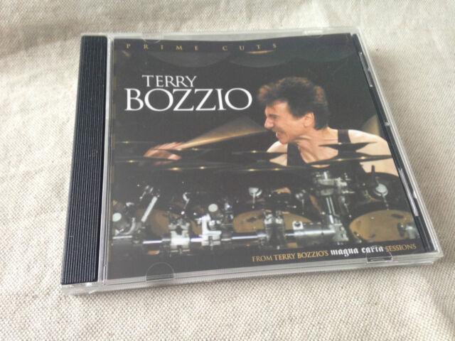 TERRY BOZZIO - Prime Cuts CD BRAND NEW!