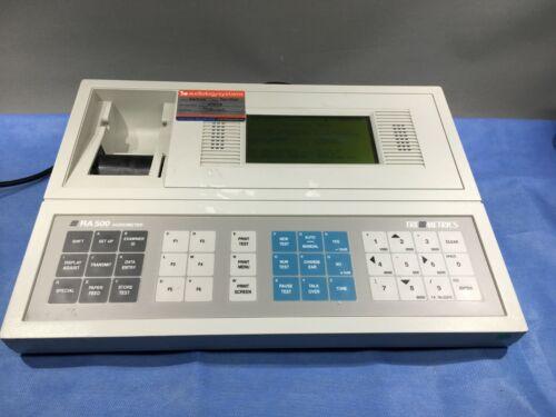 Tremetrics RA 500 RA500  Audiometer