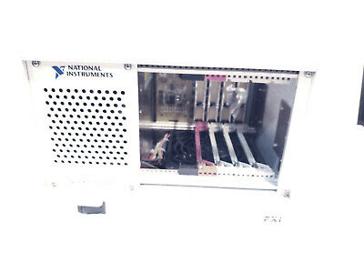 National Instruments Ni Pxi-1031 Dc 4-slot 3u Pxi Chassis Pn 191746c-01