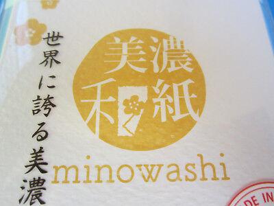 Daiso japan blotting paper MINOWASI 100pieces
