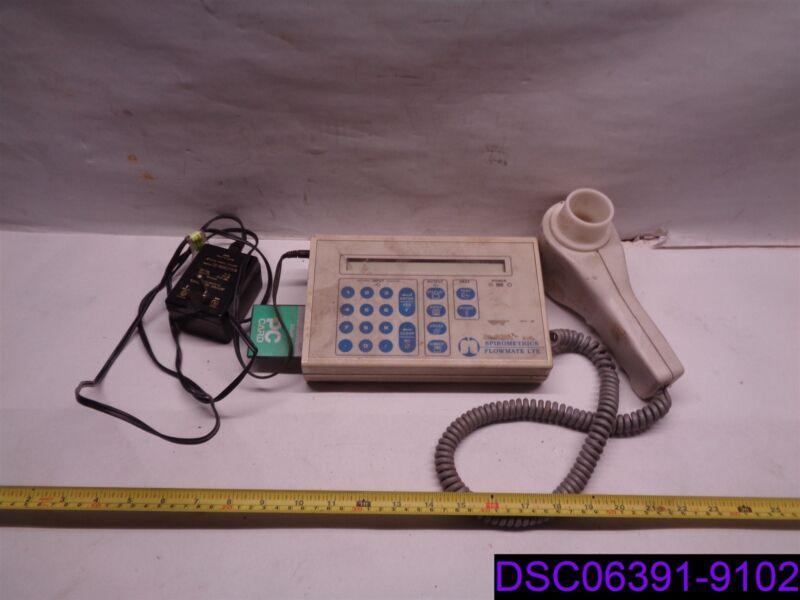 Spirometrics Flowmate LTE Spirometer 2500LTE
