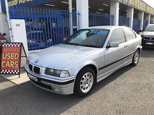 2000 BMW 3 Hatchback Grange Charles Sturt Area Preview