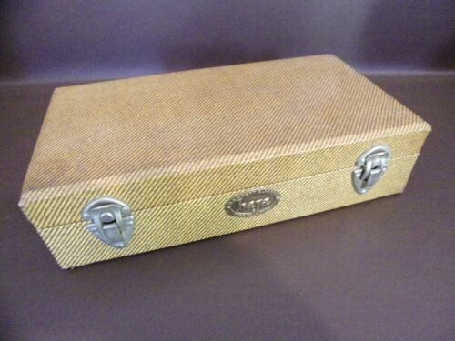 Vintage Baja Slide Case By Barnett & Jaffe Mid-Century