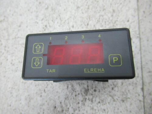 Elreha TAR 1700 R031211 Temperature Regulator Controllers