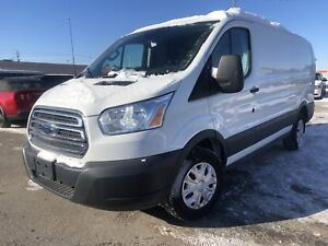 2016 Ford Transit T-150 130 Low Roof Ready to Work!