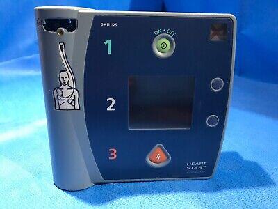 Philips Heartstart Heartstream Fr2 Aed Defibrillator No Battery