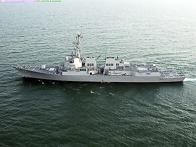 The Last Ship 1/144 Scale USS Nathan James Missile Cruiser Destroyer Plans,Instr