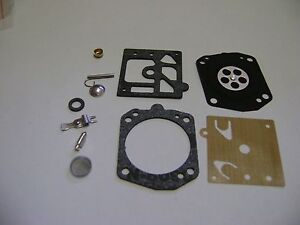K22-HDA CARBURETOR REPAIR KIT FOR WALBRO HDA CARBS DR116