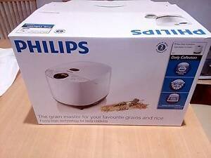 Philips Grain Master Rice Cooker (NEW) Beverley Park Kogarah Area Preview