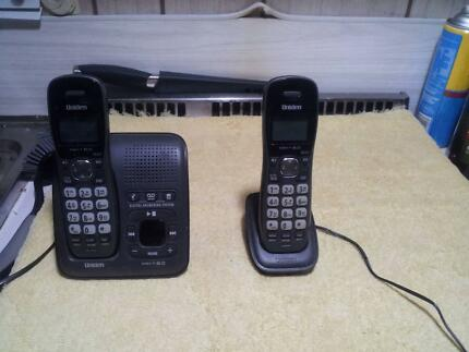 DECT Digital Phone System With Power Failure Backup^