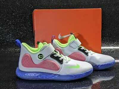 Nike KD Trey 5 VII (PS) Basketball Shoe Sneaker, Size 3Y BNIB AT5686-134