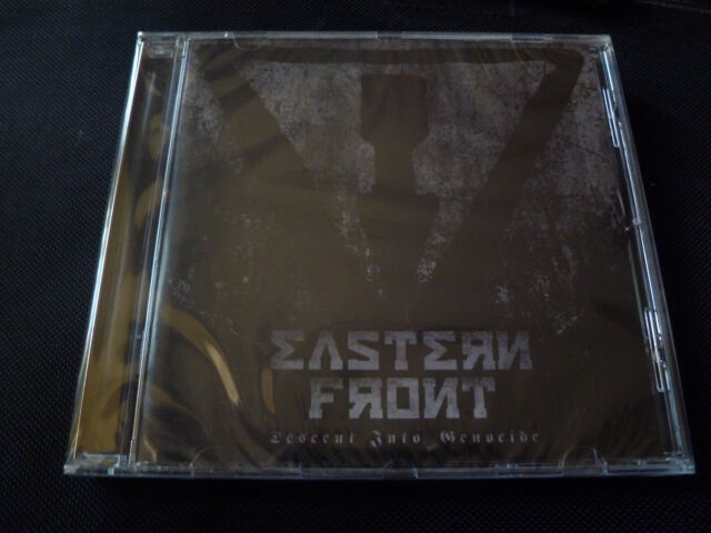 Eastern Front - Descent into Genocide (SEALED NEW CD 2014)