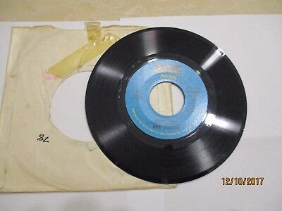 "RED SOVINE / TITLES= TEDDY BEAR B-SIDE DADDY(7""VINYL SINGLE)1976-NEEDS A MIDDLE."