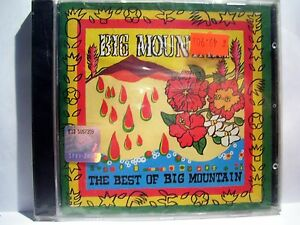 BIG MOUNTAIN The Best of Big Mountain Giant Records 1998 - <span itemprop='availableAtOrFrom'>Wroclaw, Polska</span> - BIG MOUNTAIN The Best of Big Mountain Giant Records 1998 - Wroclaw, Polska