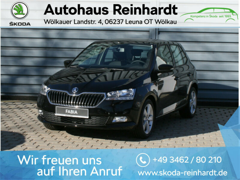 Skoda Fabia Cool Plus 1.0 MPI LED/PDC/MULTIFKT.LENKRAD