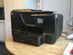 HP Officejet Pro 8600 printer/scanner/copier